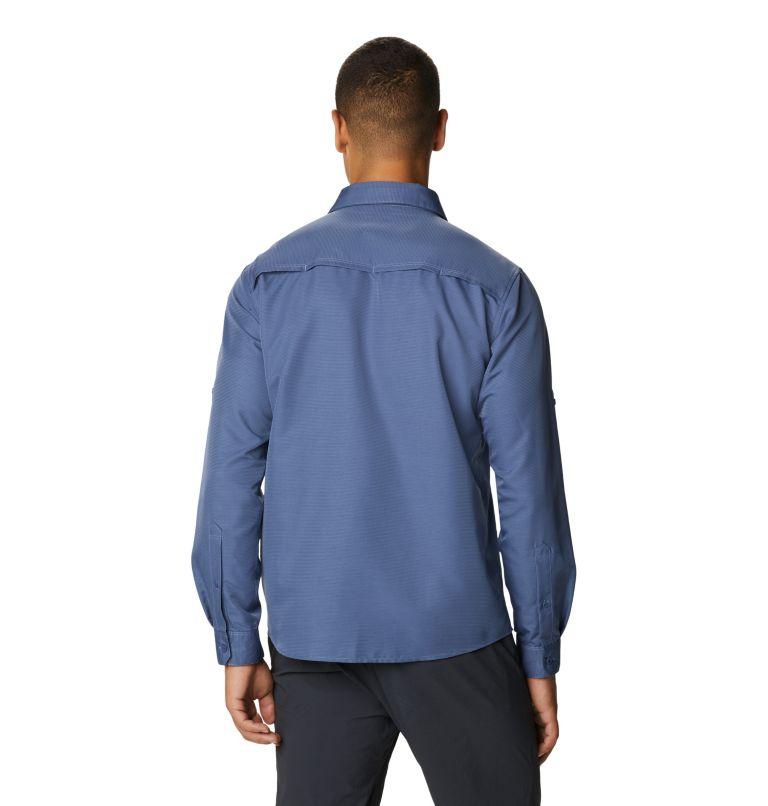 Canyon™ Long Sleeve Shirt | 445 | L Men's Canyon™ Long Sleeve Shirt, Northern Blue, back