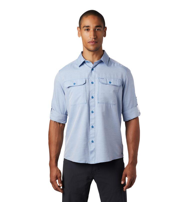 Canyon™ Long Sleeve Shirt | 451 | L Men's Canyon™ Long Sleeve Shirt, Deep Lake, a1