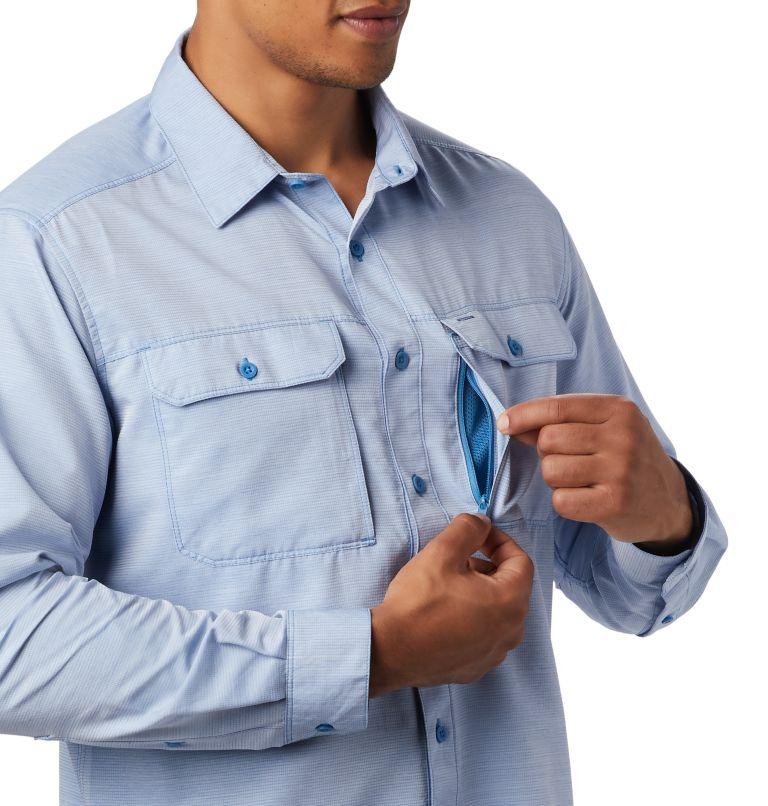 Canyon™ Long Sleeve Shirt | 451 | L Men's Canyon™ Long Sleeve Shirt, Deep Lake, a4