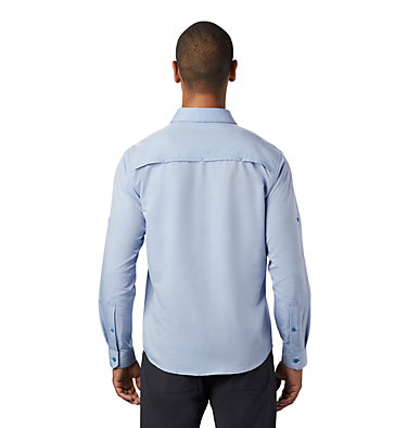 Men's Canyon™ Long Sleeve Shirt Canyon™ Long Sleeve Shirt | 100 | M, Deep Lake, back