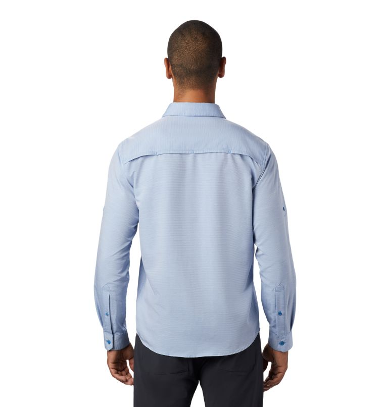 Canyon™ Long Sleeve Shirt | 451 | L Men's Canyon™ Long Sleeve Shirt, Deep Lake, back