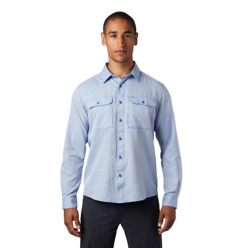 Canyon™ Long Sleeve Shirt | 451 | L Men's Canyon™ Long Sleeve Shirt, Deep Lake, front