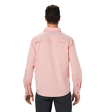 Men's Canyon™ Long Sleeve Shirt Canyon™ Long Sleeve Shirt | 100 | M, Desert Red, back