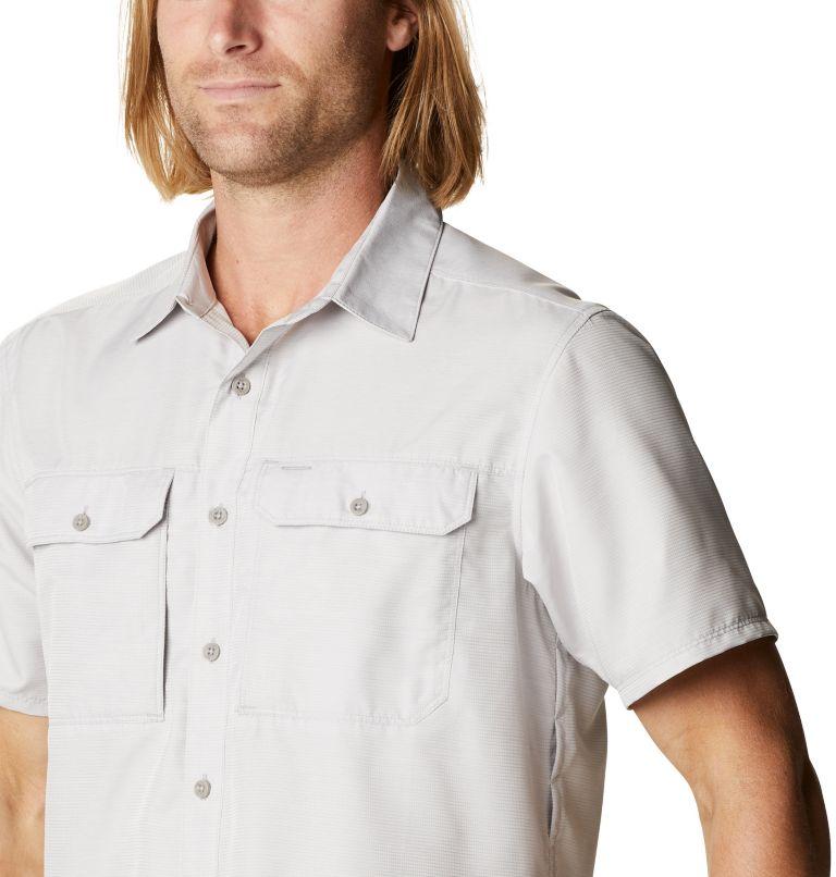 Canyon™ Short Sleeve Shirt   055   L Men's Canyon™ Short Sleeve Shirt, Light Dunes, a4
