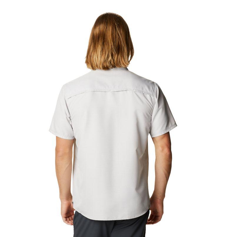 Canyon™ Short Sleeve Shirt   055   L Men's Canyon™ Short Sleeve Shirt, Light Dunes, back