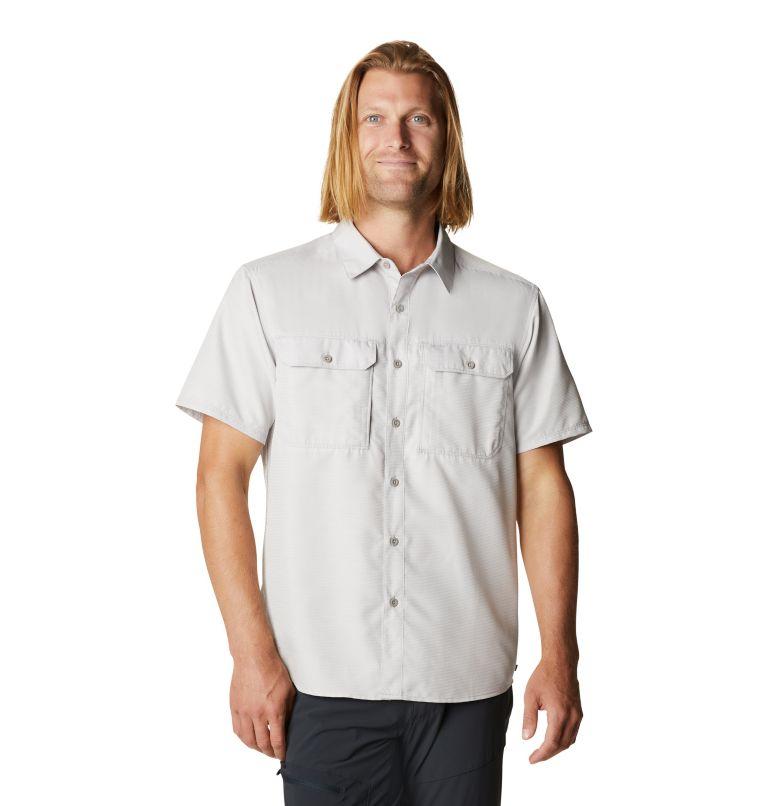 Canyon™ Short Sleeve Shirt   055   L Men's Canyon™ Short Sleeve Shirt, Light Dunes, front