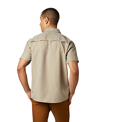 Men's Canyon™ Short Sleeve Shirt Canyon™ Short Sleeve Shirt | 360 | L, Badlands, back