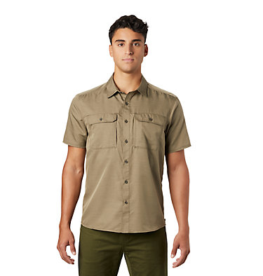 Men's Canyon™ Short Sleeve Shirt Canyon™ Short Sleeve Shirt | 204 | M, Ridgeline, front