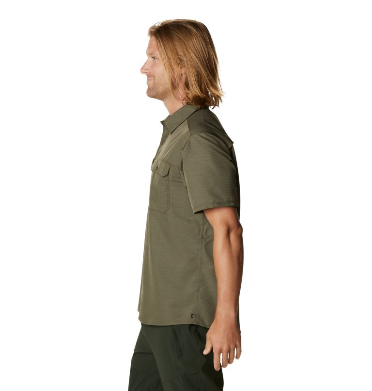 Canyon™ Short Sleeve Shirt | 253 | M Men's Canyon™ Short Sleeve Shirt, Raw Clay, a1