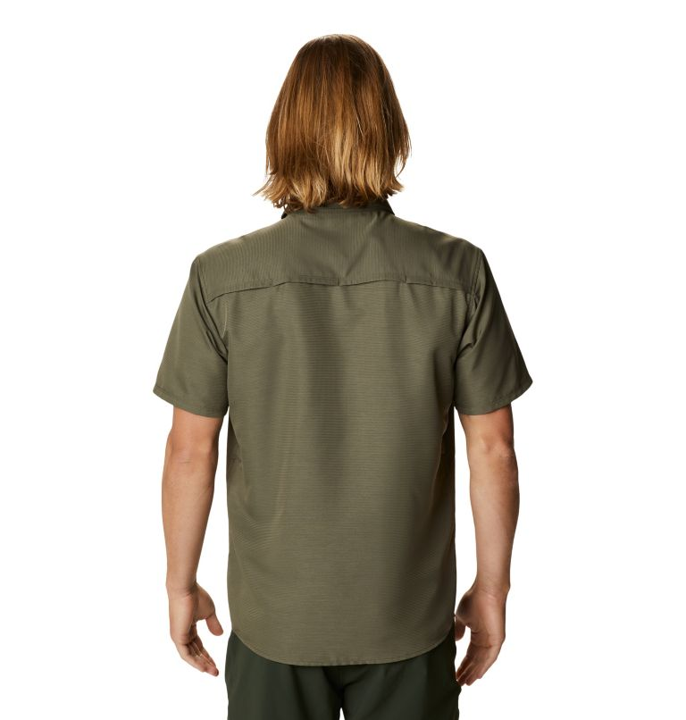 Canyon™ Short Sleeve Shirt | 253 | L Men's Canyon™ Short Sleeve Shirt, Raw Clay, back