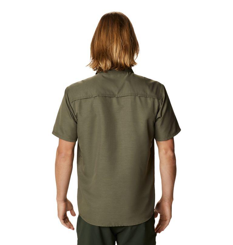 Canyon™ Short Sleeve Shirt | 253 | M Men's Canyon™ Short Sleeve Shirt, Raw Clay, back