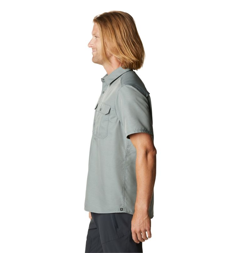 Canyon™ Short Sleeve Shirt   339   L Men's Canyon™ Short Sleeve Shirt, Wet Stone, a1