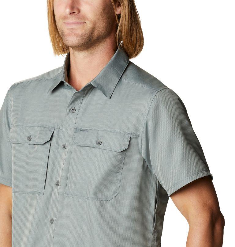 Canyon™ Short Sleeve Shirt   339   L Men's Canyon™ Short Sleeve Shirt, Wet Stone, a4