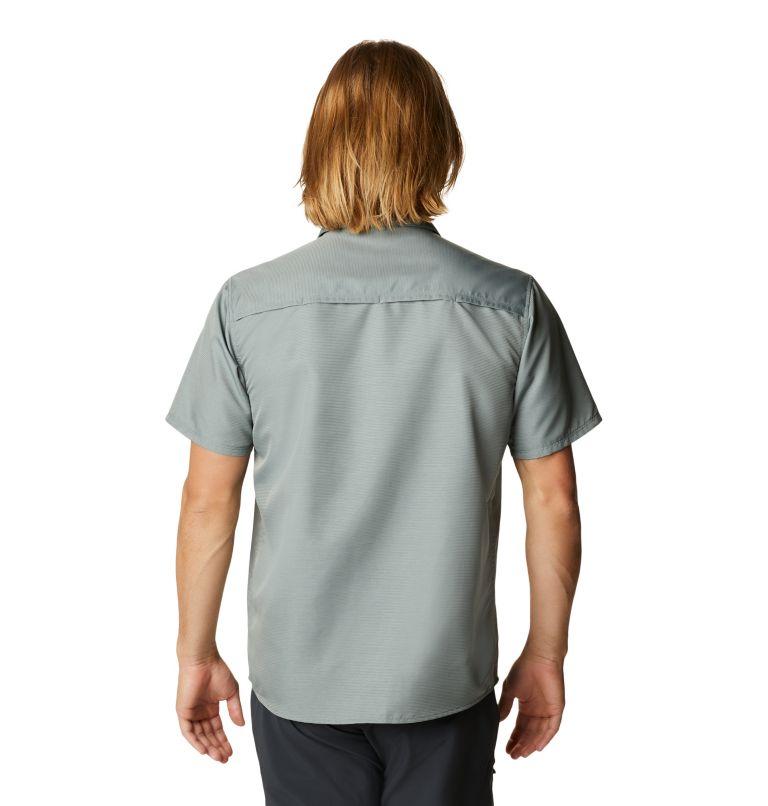 Canyon™ Short Sleeve Shirt   339   L Men's Canyon™ Short Sleeve Shirt, Wet Stone, back