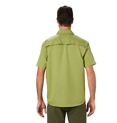 Men's Canyon™ Short Sleeve Shirt Canyon™ Short Sleeve Shirt | 360 | L, Just Green, back