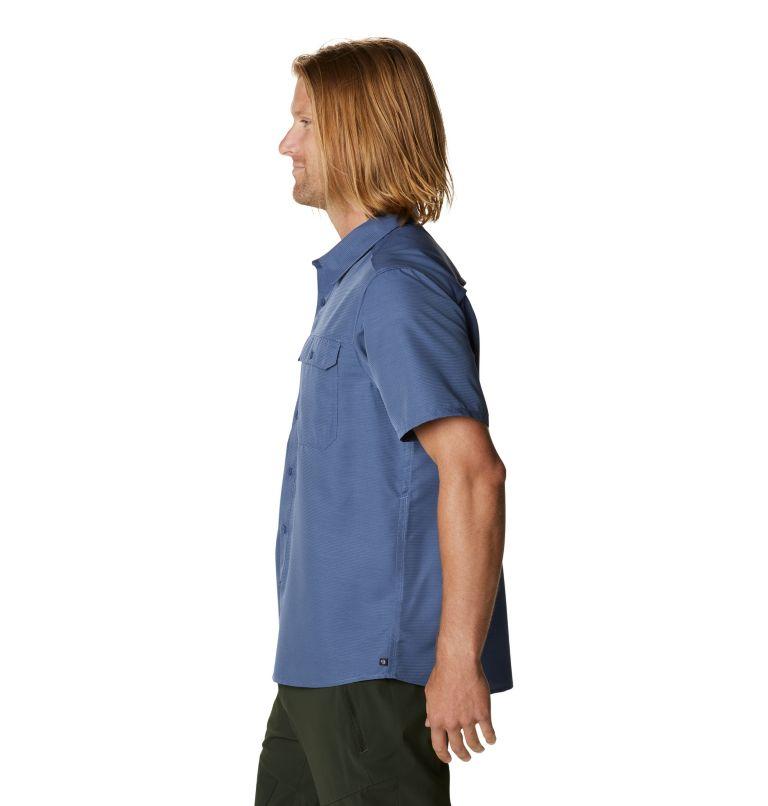 Canyon™ Short Sleeve Shirt | 445 | XL Men's Canyon™ Short Sleeve Shirt, Northern Blue, a1