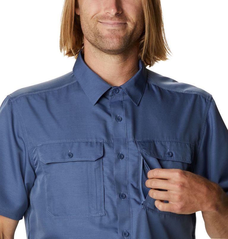 Canyon™ Short Sleeve Shirt | 445 | XL Men's Canyon™ Short Sleeve Shirt, Northern Blue, a2