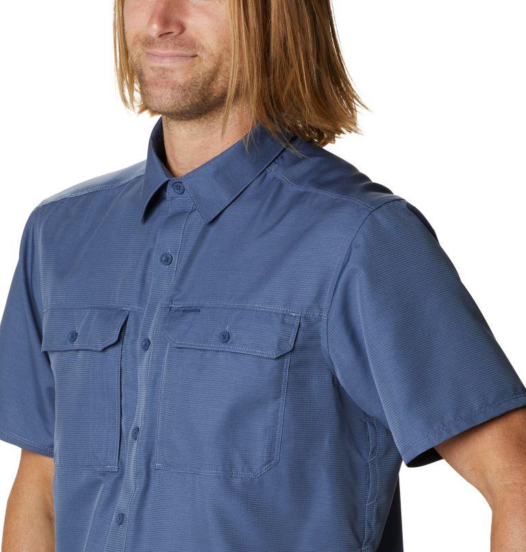 Canyon™ Short Sleeve Shirt | 445 | XL Men's Canyon™ Short Sleeve Shirt, Northern Blue, a4