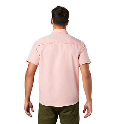 Men's Canyon™ Short Sleeve Shirt Canyon™ Short Sleeve Shirt | 360 | L, Desert Red, back