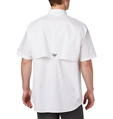 Men's PFG Bonehead™ Short Sleeve Shirt - Texas NFL Bonehead™ Short Sleeve Shirt | 105 | L, TEX - White, back