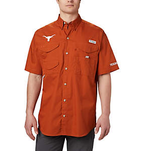 Men's PFG Bonehead™ Short Sleeve Shirt - Texas