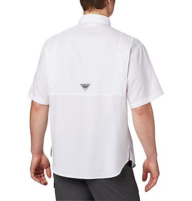 Men's PFG Tamiami™ Short Sleeve Shirt - Dallas Cowboys NFL Tamiami™ Short Sleeve Shirt | 464 | L, DC - White, back