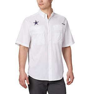 Men's PFG Tamiami™ Short Sleeve Shirt - Dallas Cowboys