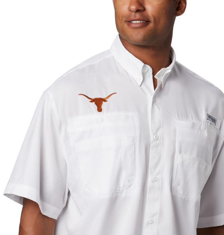 Men's PFG Tamiami™ Short Sleeve Shirt - Texas Men's PFG Tamiami™ Short Sleeve Shirt - Texas, a3