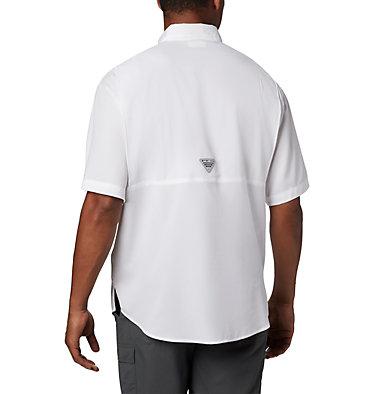 Men's PFG Tamiami™ Short Sleeve Shirt - Texas NFL Tamiami™ Short Sleeve Shirt | 105 | S, TEX - White, back