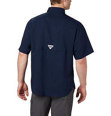 Men's PFG Tamiami™ Short Sleeve Shirt - Dallas Cowboys NFL Tamiami™ Short Sleeve Shirt | 464 | L, DC - Collegiate Navy, back