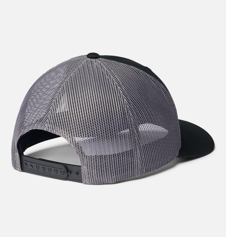 Columbia Mesh™ Snap Back Hat | 015 | O/S Casquette à bouton pression Columbia Mesh™, Black Canadian Rockies, back