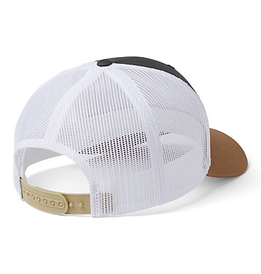 Casquette à bouton pression Columbia Mesh™ Columbia Mesh™ Snap Back Hat | 015 | O/S, Shark, Delta, Outsider Patch, back