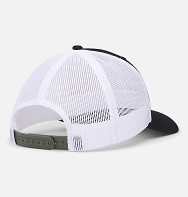 Casquette à bouton pression Columbia Mesh™ Columbia Mesh™ Snap Back Hat | 015 | O/S, Black, Camo Patch, back