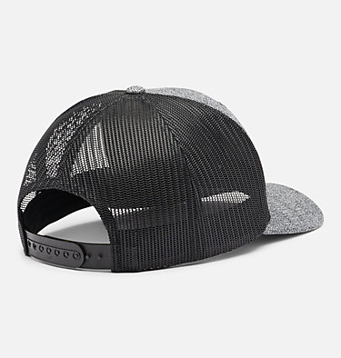 Casquette à bouton pression Columbia Mesh™ Columbia Mesh™ Snap Back Hat | 015 | O/S, Grill Heather, Circle Patch, back