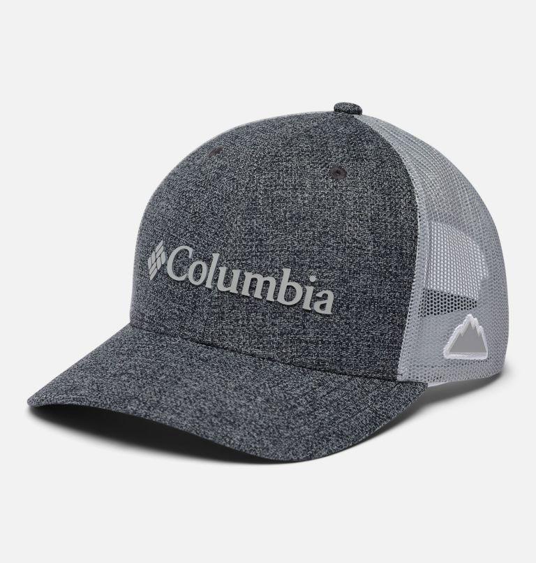Columbia Mesh™ Snap Back Hat | 036 | O/S Unisex Columbia Mesh™ Snap Back Hat, Grill Heather, Weld Logo, front