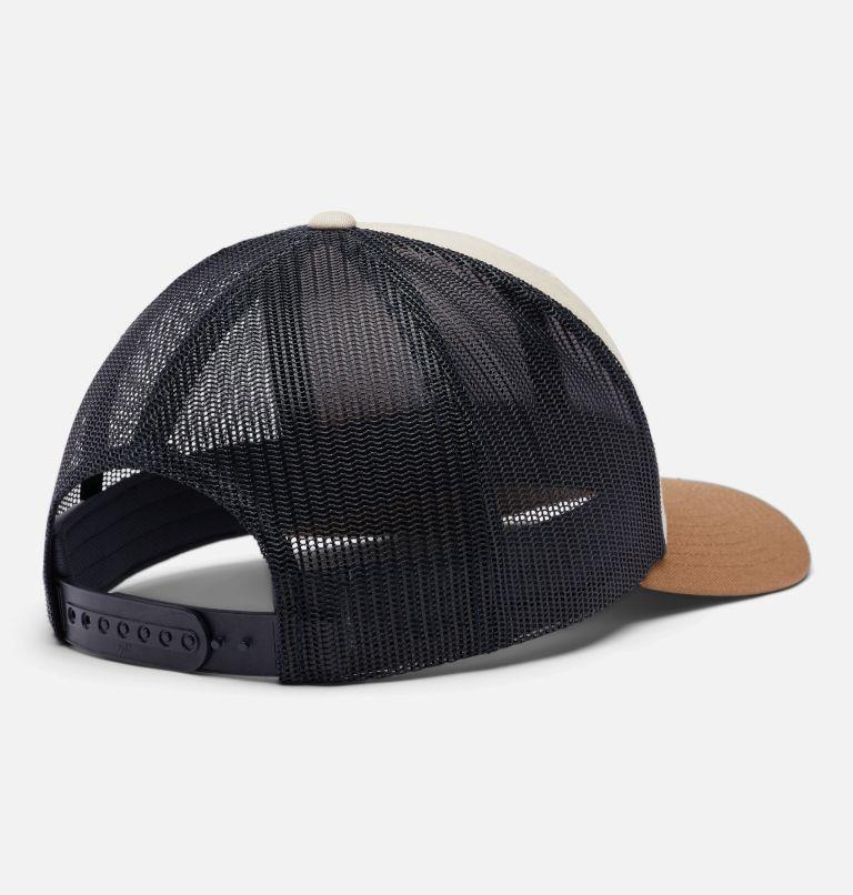 Columbia™ Mesh Snap Back - High   272   O/S Unisex Columbia Mesh™ Snap Back Hat, Ancient Fossil, Collegiate Navy, Delta, back