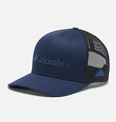 Unisex Columbia Mesh™ Snap Back Hat Columbia Mesh™ Snap Back Hat   019   O/S, Collegiate Navy, Weld Logo, front