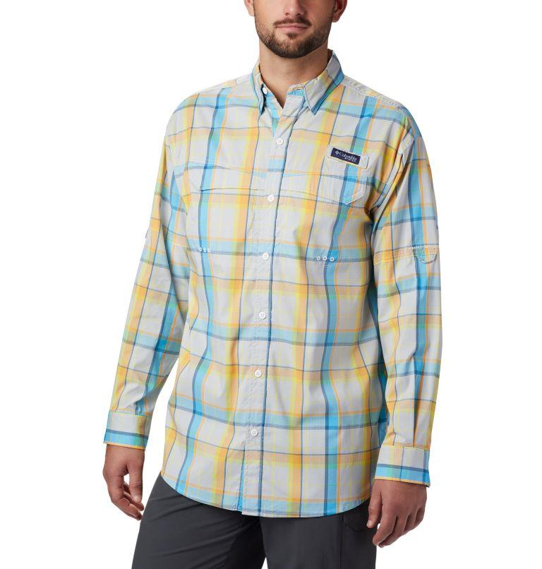 Men's PFG Super Low Drag™ Long Sleeve Shirt Men's PFG Super Low Drag™ Long Sleeve Shirt, front