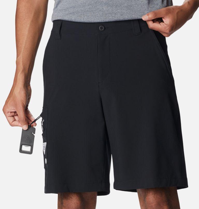 Terminal Tackle™ Short | 011 | 38 Men's PFG Terminal Tackle™ Shorts, Black, Cool Grey, a2