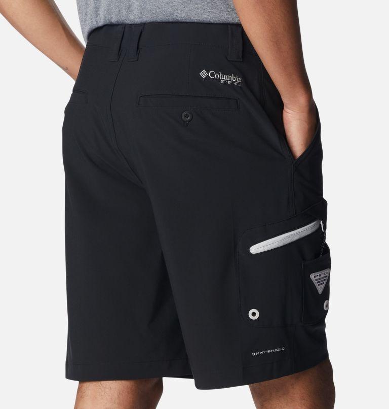 Terminal Tackle™ Short | 011 | 30 Men's PFG Terminal Tackle™ Shorts, Black, Cool Grey, a3