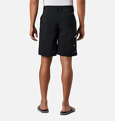 Men's PFG Terminal Tackle™ Shorts Terminal Tackle™ Short | 337 | 40, Black, Cool Grey, back