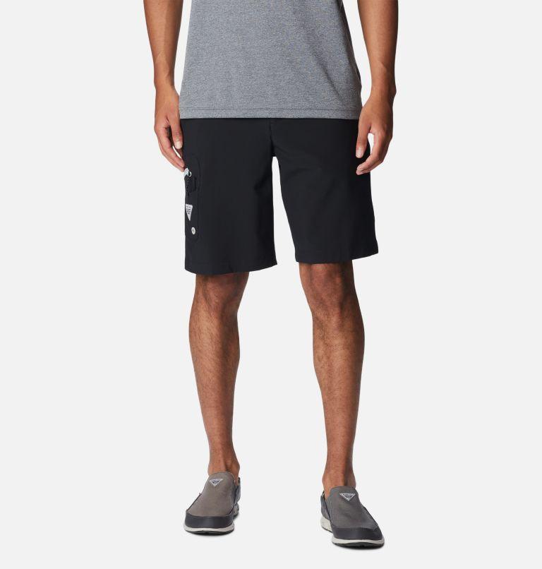 Terminal Tackle™ Short | 011 | 30 Men's PFG Terminal Tackle™ Shorts, Black, Cool Grey, front