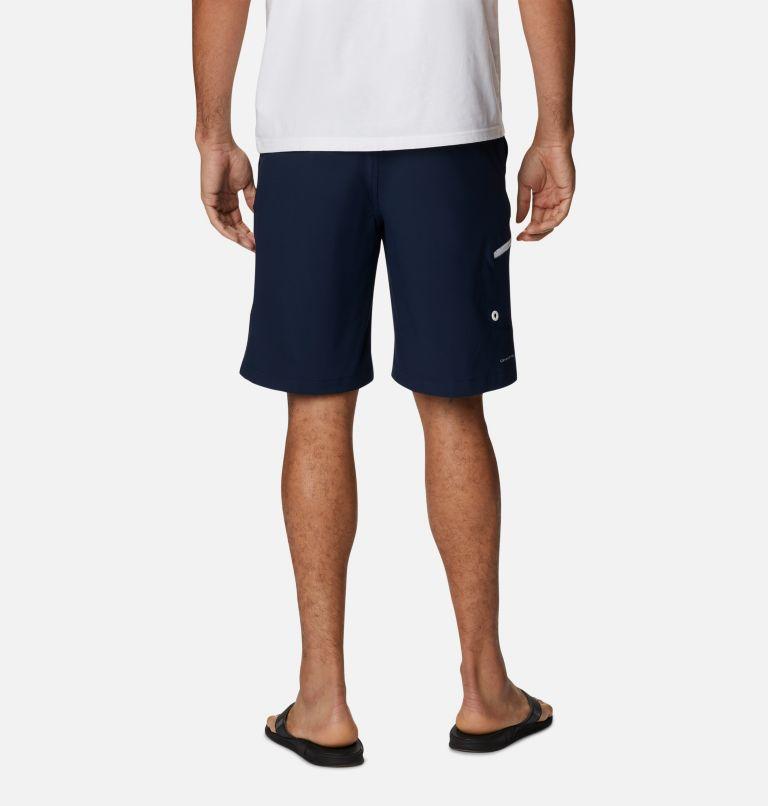 Terminal Tackle™ Short | 465 | 28 Men's PFG Terminal Tackle™ Shorts, Collegiate Navy, White, back