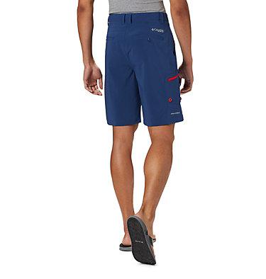 Men's PFG Terminal Tackle™ Shorts Terminal Tackle™ Short | 337 | 40, Carbon, Red Spark, back