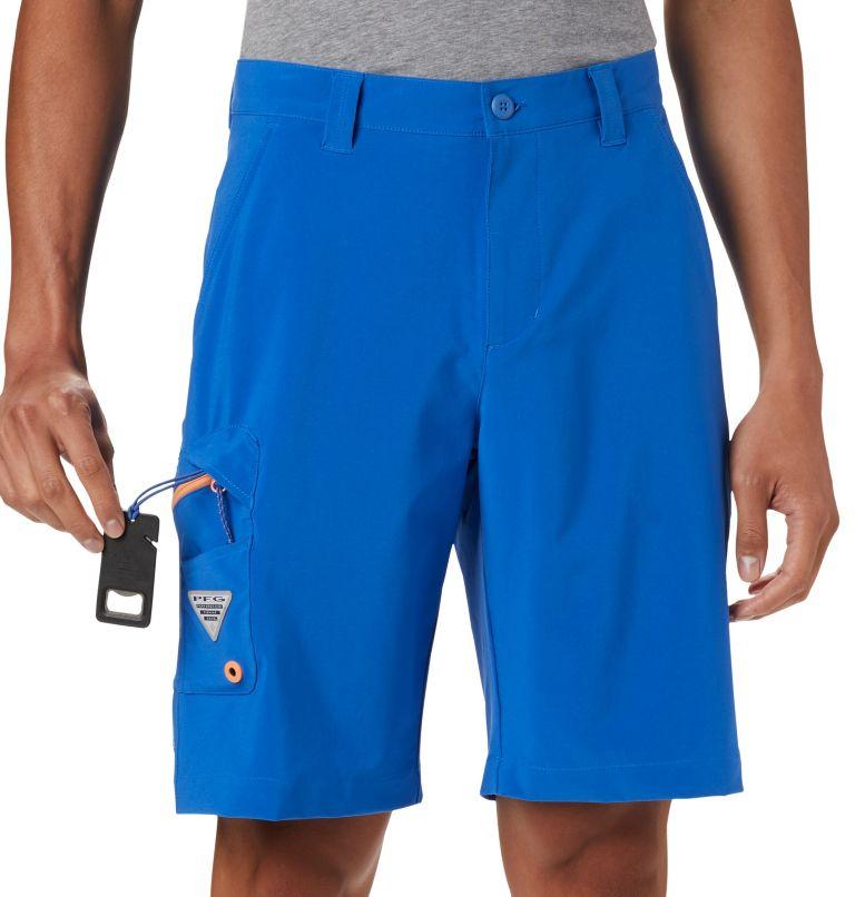 Terminal Tackle™ Short | 489 | 38 Men's PFG Terminal Tackle™ Shorts, Vivid Blue, Bright Nectar, a1