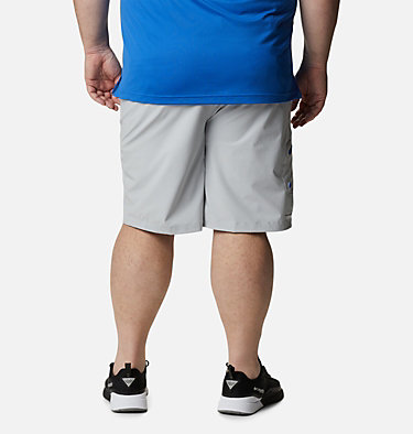Men's PFG Terminal Tackle™ Shorts Terminal Tackle™ Short | 011 | 42, Cool Grey, Vivid Blue, back