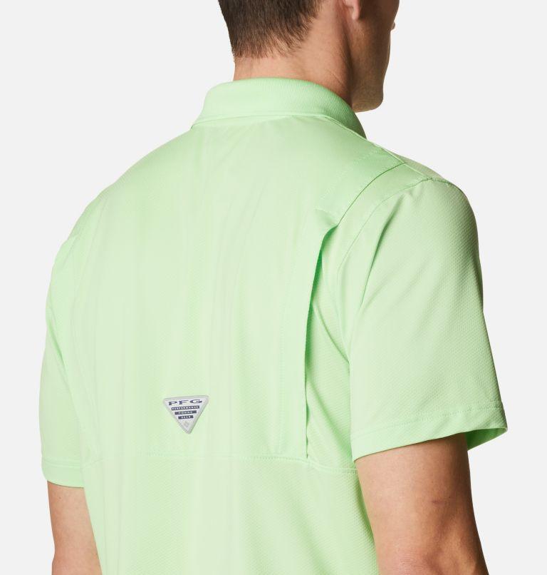 Skiff Cast™ Polo | 398 | XL Men's PFG Skiff Cast™ Polo, Lime Glow, a3