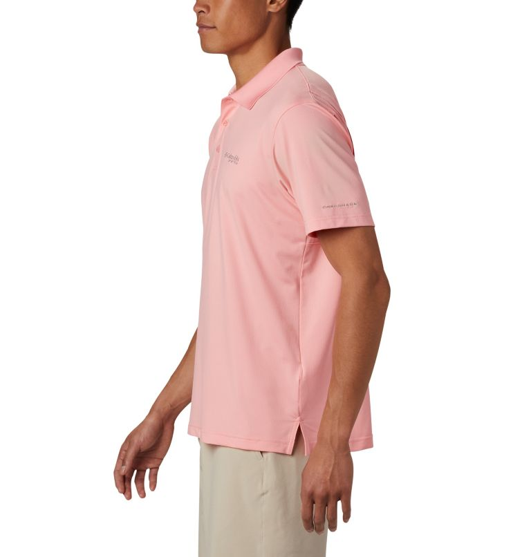Skiff Cast™ Polo | 818 | XL Men's PFG Skiff Cast™ Polo, Sorbet, a1