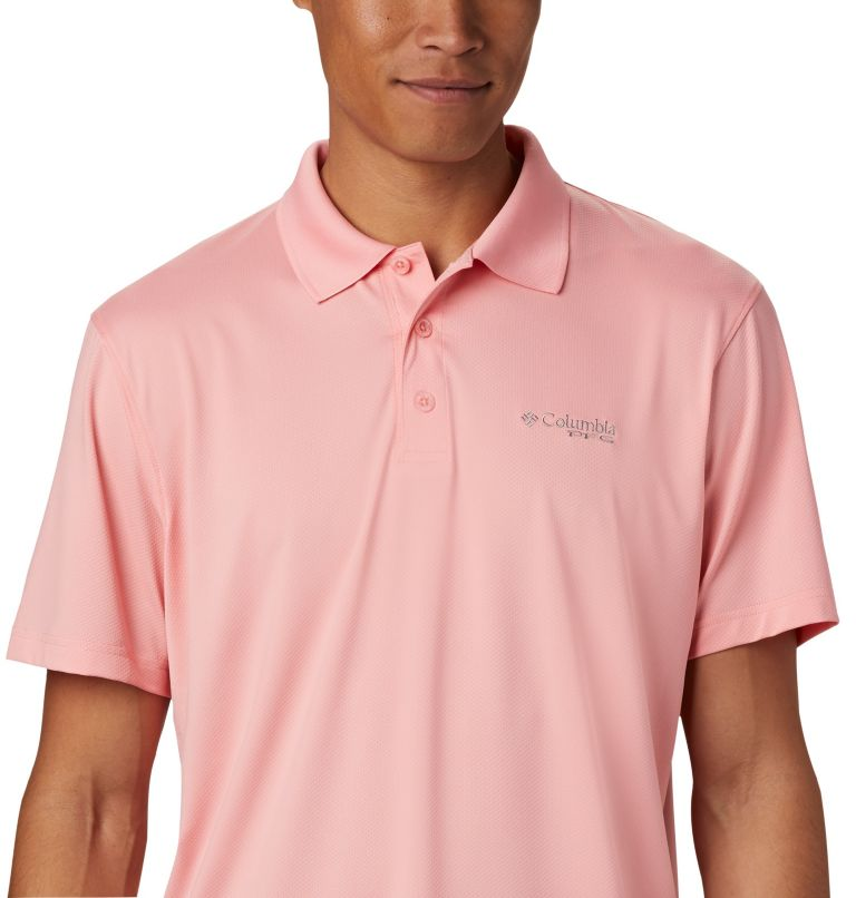 Skiff Cast™ Polo | 818 | XL Men's PFG Skiff Cast™ Polo, Sorbet, a2