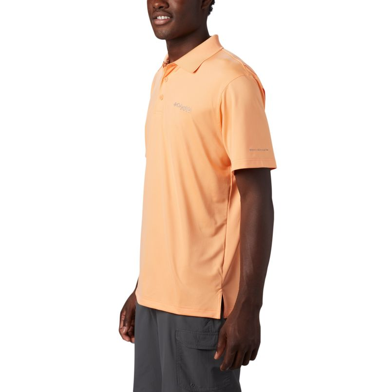 Skiff Cast™ Polo | 873 | XXL Men's PFG Skiff Cast™ Polo, Bright Nectar, a1